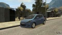 Hyundai IX20 2011 para GTA 4