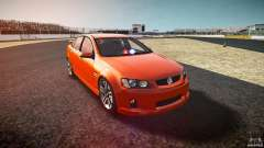 Holden Commodore SS (FBINOoSE) para GTA 4