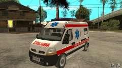 Renault Master Ambulance para GTA San Andreas