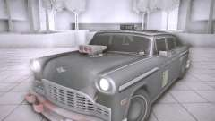 Diablo Cabbie HD para GTA San Andreas