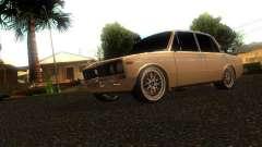 VAZ 2106 Tuning luz para GTA San Andreas