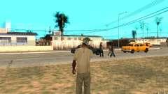Protección para Cj para GTA San Andreas