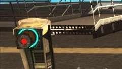 Kit de armadura y primeros auxilios de Half-Life 2 para GTA San Andreas