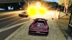 CarRocket v2 para GTA 4