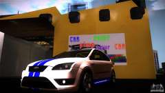 Ford Focus 2 Coupe para GTA San Andreas