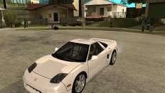 Acura/Honda NSX para GTA San Andreas