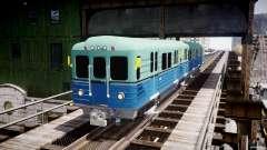 Metro ruso para GTA 4