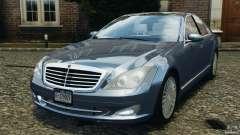 Mercedes-Benz W221 S500 2006 para GTA 4