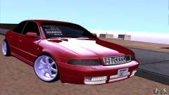 Audi S4 Light Tuning para GTA San Andreas