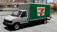 El nuevo anuncio para camiones Steed para GTA 4