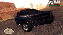 Chevrolet Silverado 2000 para GTA San Andreas