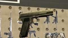 Pistola Tokarev TT