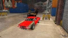 Jupiter Eagleray MK5 v.1 para GTA 4