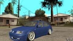 VW Bora VR6 Street Style para GTA San Andreas