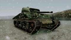 Sherman para GTA San Andreas