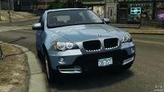 BMW X5 xDrive30i para GTA 4