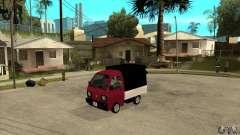 Suzuki Carry Kamyonet para GTA San Andreas