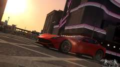 Ferrari F12 Berlinetta 2013 Knoxville Edition para GTA 4