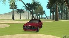BMW M6 E24 stock
