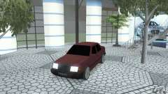 Mercedes-Benz 200D para GTA San Andreas