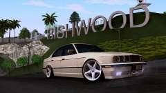 BMW M5 E34 Stance para GTA San Andreas