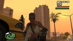 La nueva chica militar para GTA San Andreas