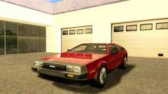 DeLorean DMC-12 V8 para GTA San Andreas