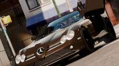 Mercedes-Benz SLR 2009 McLaren Roadster 722S EPM para GTA 4