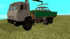 KAMAZ 53212 manipulador