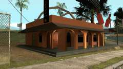 Un nuevo bar en Gantone v. 2 para GTA San Andreas