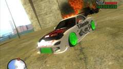 Mazda RX-7 Drift Version para GTA San Andreas