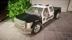Ford F350 Marked [ELS] para GTA 4