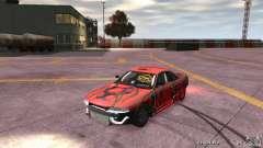 Nissan SkyLine R33 Gt-R S.R para GTA 4