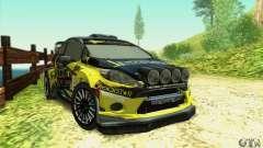 Ford Fiesta Rockstar Energy