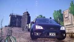 Ford Focus ST 2006 v1.1 para GTA 4