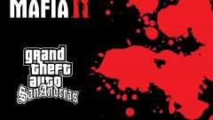 Imágenes de arranque en el estilo de una Mafia II + bonus! para GTA San Andreas