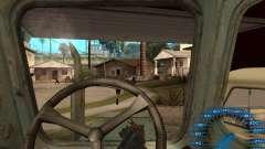Detrás del volante para GTA San Andreas