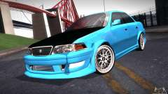 Toyota Mark II Tuning para GTA San Andreas