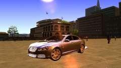 Jaguar XFR 2011 para GTA San Andreas