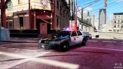 CVPI LCPD San Diego Police Department para GTA 4