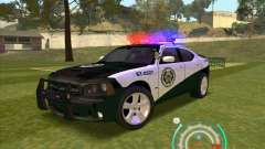 Dodge Charger Policia Civil from Fast Five