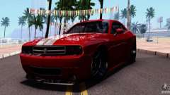 Dodge Challenger Rampage Customs para GTA San Andreas