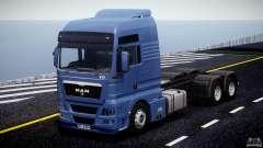 MAN TGX V8 6X4