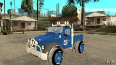 Aro M461 - Offroad Tuning para GTA San Andreas
