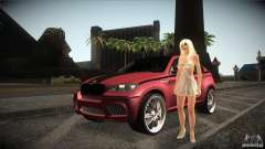 BMW X6 Lumma para GTA San Andreas