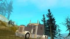 Peterbilt 379 Custom Legacy para GTA San Andreas