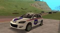 Mazda 3 Police