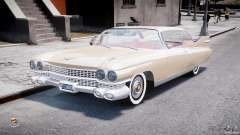 Cadillac Eldorado 1959 (Lowered)