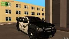 Chevrolet Tahoe SAPD