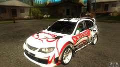 Subaru Impreza WRX STi Skyjacker de DiRT 2 para GTA San Andreas